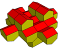 Honeycomb by dual of digonal gyrobianticupola.png
