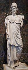 Athéna du type Hope-Farnèse