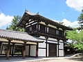 Horyu-ji National Treasure World heritage 国宝・世界遺産法隆寺71.JPG