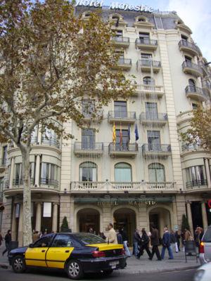 Hotel Majestic (Barcelona) - Hotel Majestic