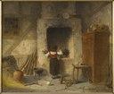 Household Work (Anders Gustaf Koskull) - Nationalmuseum - 18060.tif