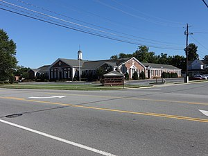 Houston County, Georgia - Houston County Schools headquarters