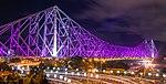 Howrah bridge betwixt Lights.jpg
