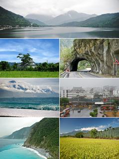 Hualien County County in Eastern Taiwan, Taiwan