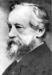Il naturalista Hugo de Vries.