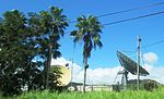Humacao east Calle Dr Vidal - Ultracom satellite earth station IMG 1707 PR.jpg