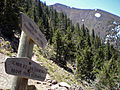 Humphreys Trail 11,400 ft. marker (3910036537).jpg