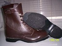 Hungarian military combat boot (M65 surranó) 16.jpg