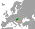 Hungary Kosovo Locator.png