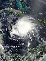 Hurricane Emily 16 july 2005 1545Z.jpg