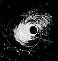 Hurricane Hattie radar 30 Oct 1961 - cropped.jpg