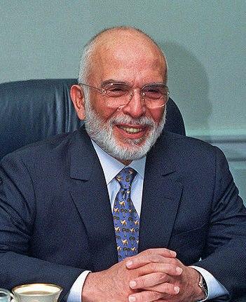 Hussein of Jordan 1997 (cropped)