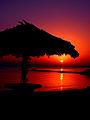 Hut Sunrise - Hello from Kish Island.jpg