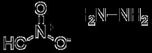 Hydrazine nitrate - Image: Hydrazine nitrate
