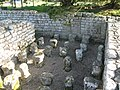 Hypocaust in the Commandant's house, Chesters Fort - geograph.org.uk - 1057772.jpg