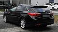 Hyundai i40cw 2.0 GDI Premium – Heckansicht, 25. Februar 2012, Düsseldorf.jpg