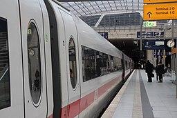 ICE2 CGN Bahnhof