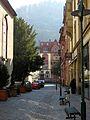 II. Heidelberg-Altstadt Blick von der Hauptstraße Heidelberg in die Karl-Ludwig-Straße.jpg