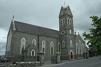 Elphin, County Roscommon - Elphin Church