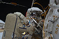 ISS-36 EVA-1 c Alexander Misurkin and Fyodor Yurchikhin.jpg