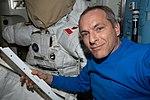 ISS-58 David Saint-Jacques inside the Quest airlock.jpg