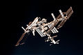 ISS and Endeavour seen from the Soyuz TMA-20 spacecraft 14.jpg