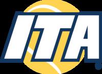 "Logo of the ""ITA National Indoor Championships"" tournament"