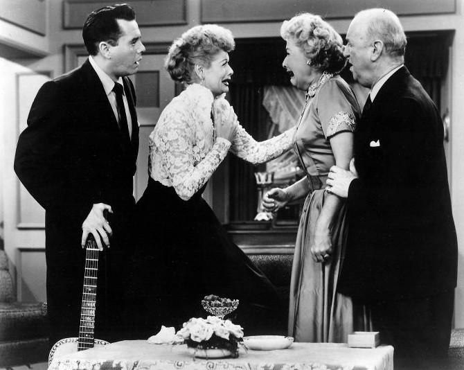 I Love Lucy 1955