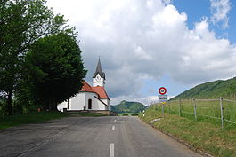 The church of Ifenthal