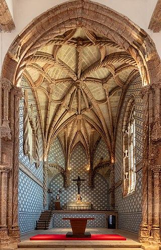 Church of the Monastery of Jesus, Setúbal, Portugal
