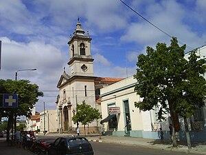 Artigas, Uruguay - Church of the  Sacred Heart