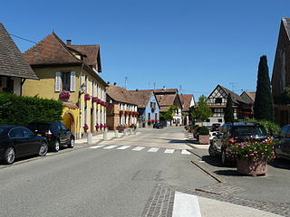 Illhaeusern Commune in Grand Est, France