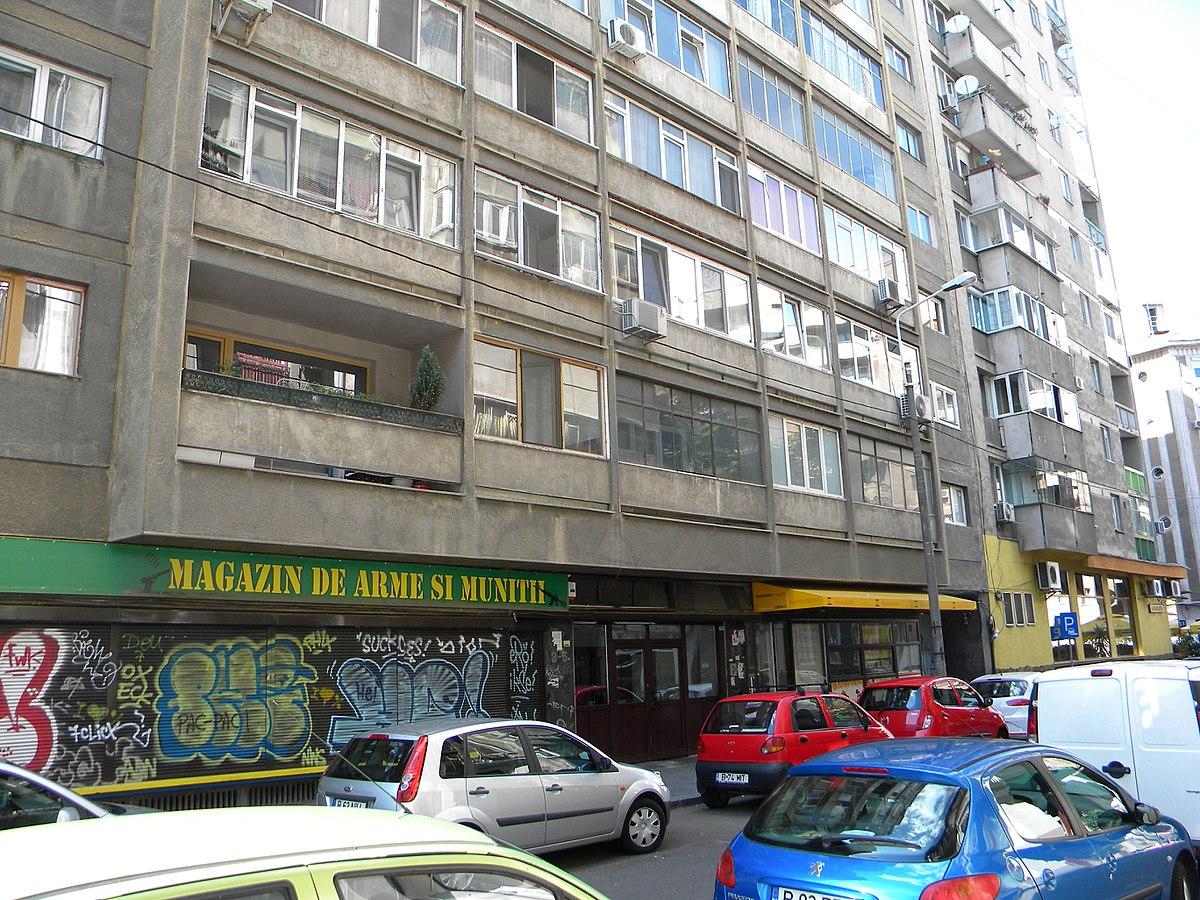 Fișier Imobil Pe Strada Ion Brezoianu Nr 3 5 Bucuresti Sect 1