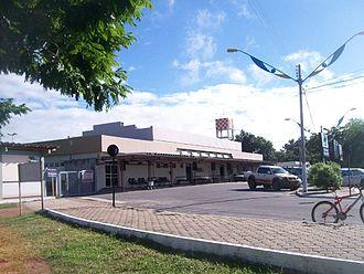 Imperatriz Airport - Image: Imperatriz 2