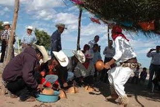 Mayo people - Image: Indigenas mayos