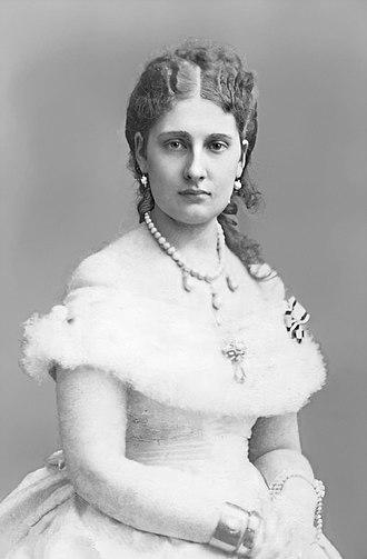 Infanta Antónia of Portugal - Image: Infanta Antónia of Portugal (1845 1913)