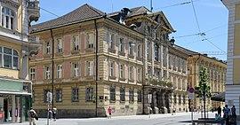 Innsbruck - Altes Landhaus (Tiroler Landtag) 1 (kırpılmış) .jpg