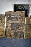 interieur, beschilderde planken, afkomstig van oud plafond - boxmeer - 20001087 - rce