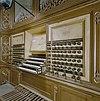 interieur, orgelkas, klavier - kampen - 20002695 - rce