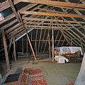 Interieur, overzicht zolder, met kap - Glimmen - 20380286 - RCE.jpg