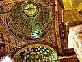 Interior of Mohammed Ali Mosque 穆罕默德阿里清真寺内景 - panoramio.jpg