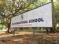 International School Ibadan (Nigeria) sign.jpg