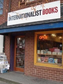 Internationalist Books Wikipedia