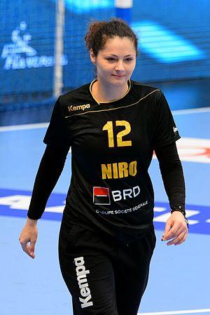 Ionica Munteanu - Munteanu in 2015