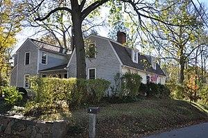 Wade House (Ipswich, Massachusetts) - Image: Ipswich MA Wade House