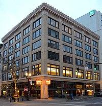 Ira F. Powers Building - Portland, Oregon (2018).jpg