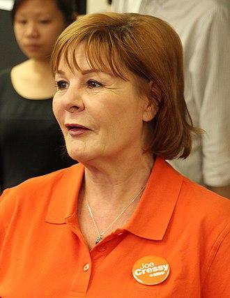 Irene Mathyssen - Image: Irene Mathyssen in 2014