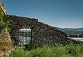 Iron gate at the Devín Castle (Bratislava, Slovakia) julesvernex2.jpg