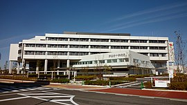 Ise Red Cross Hospital 20111126.jpg