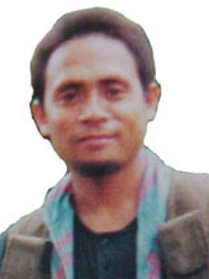 Isnilon Hapilon - Image of Isnilon Hapilon used in US government posters.